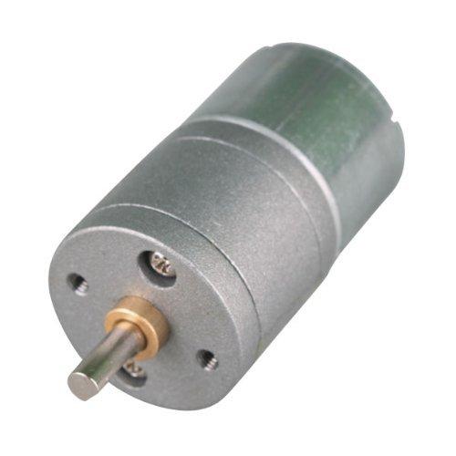 Riorand 25Mm Dc 3V 52 Rpm Mini Micro Electric Geared Motor High Torque