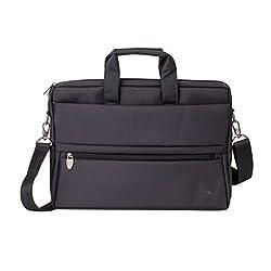 RivaCase 8630 Bag for 15.6-inch Laptop (Black)