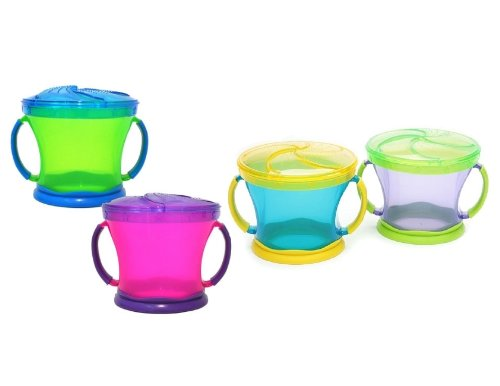 Munchkin Snack Cup