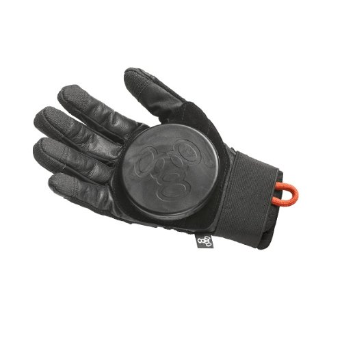 Triple 8 Sliders Downhill Glove (Black, Small/Medium)