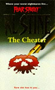 "Cover of ""The Cheater (Fear Street, No. 1..."
