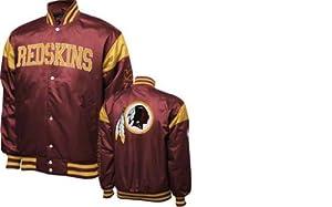Washington Redskins Red Satin Jacket by NFL