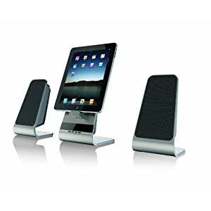 The Sharper Image ESI-S162 Curve Docking Shelf System