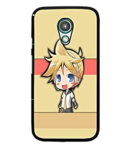 PrintDhaba Cute Girl D-5385 Back Case Cover for MEIZU M1 NOTE (Multi-Coloured)