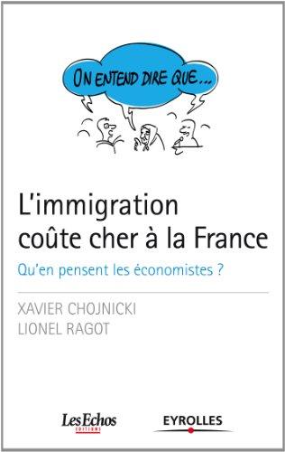 L'immigration coûte cher à la France : Qu'en pensent les économistes ?