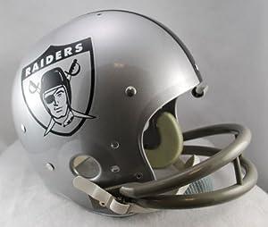 Riddell Oakland Raiders 1963 Full Size TK Suspension Helmet by Riddell