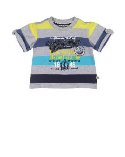 Kanz T-Shirt Manica Corta [Grigio]