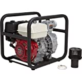 NorthStar High-Pressure Water Pump - 3in. Ports, 10,550 GPH, 116 PSI, 270cc Honda GX270 Engine
