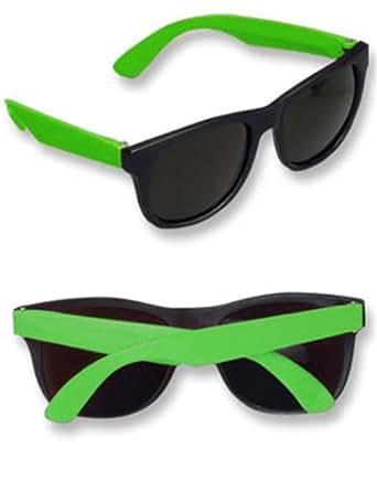 Rhode Island Novelty Neon Sunglasses