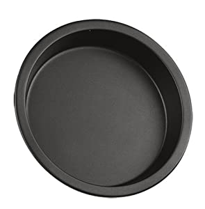 8-Inch Round Non-Stick Cake Pan Long Lasting Steel