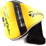 NEW TaylorMade RBZ Rocketballz Stage 2 Black/Yellow Driver Headcover