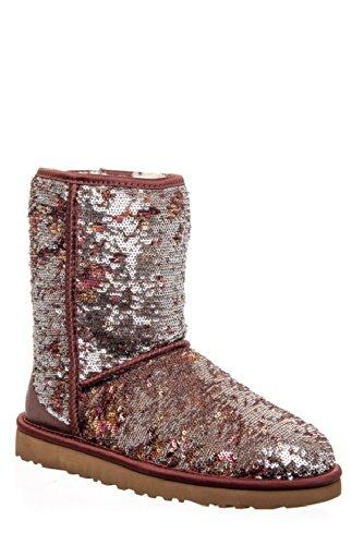 UGG Australia Classic Short Sparkles Flat Boot