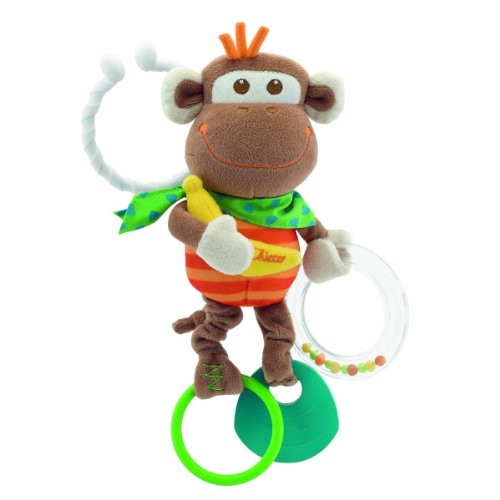 Chicco Multi Activity Vibrating Monkey - 1