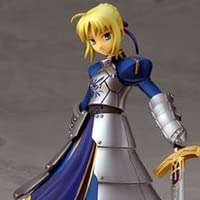 SMILE500 Fate/stay night トレーディングフィギュア 「 セイバー 」 単品