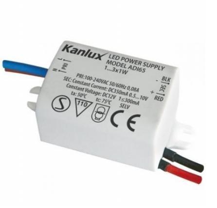 LED Trafo für Gleichstrom oder