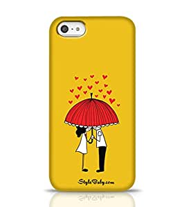 Style baby Love Couple Apple iPhone 5 Phone Case