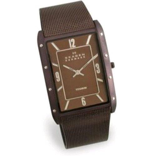 Skagen Men's 338LTMD Titanium Watch