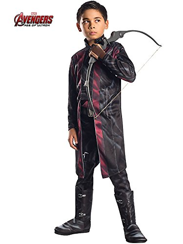 Avengers 2 Deluxe Hawkeye Costume for Kids