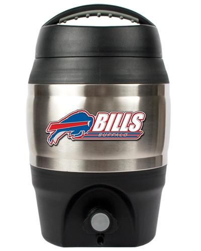 Nfl Buffalo Bills 1 Gallon Tailgate Keg back-590881