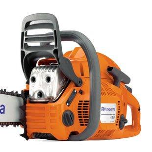 Husqvarna 460 Rancher 20-Inch 60.3cc 2-Stoke X-Torq Gas Powered Chain Saw (CARB Compliant)