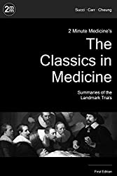 2 Minute Medicines The Classics in Medicine- Summaries of the Landmark Trials, 1e (The Classics Series)