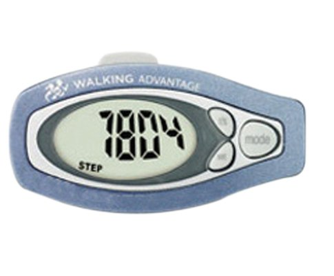 JAFD4W Sportline 340 Step & Distance Pedometer