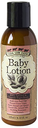 Four Cow Farm Baby Lotion, 125 ml
