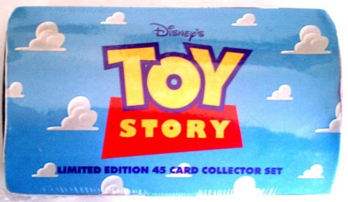 Disney's Toy Story Limited Edition 45 Card Collector Set