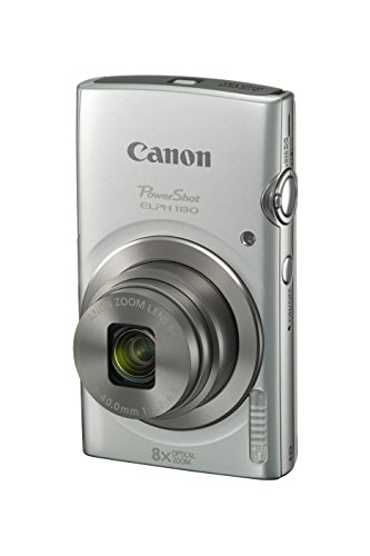 canon-powershot-elph-180-silver-with-200-mp-ccd-sensor-and-8x-optical-zoom