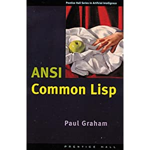 The ANSI Common Lisp Book (Prentice Hall Series in Artificial Intelligence)