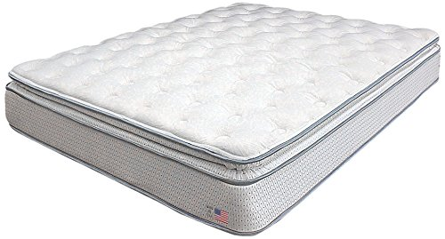 Furniture Of America Dreamax 11-Inch Pillow Top Mattress, Full front-1009927
