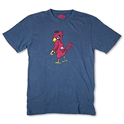 St Louis Cardinals Classic Logo T-Shirt by Red Jacket