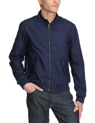 Lee Harrington Navy Men's Jacket  Blue XL