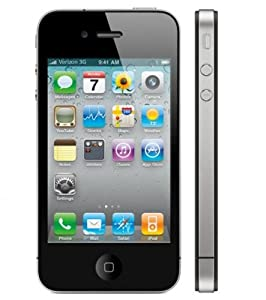Apple iPhone 4 16GB (Black) - CDMA Verizon