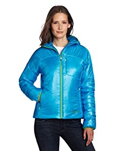 土拨鼠 Marmot Women's Dena Jacket 女士连帽保暖棉服 灰色 $87.53