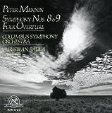 Mennin: Symphony No. 8; Symphony No. 9; Folk Overture