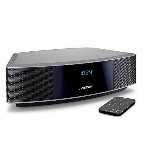 Bose Wave Radio IV - Platinum Silver