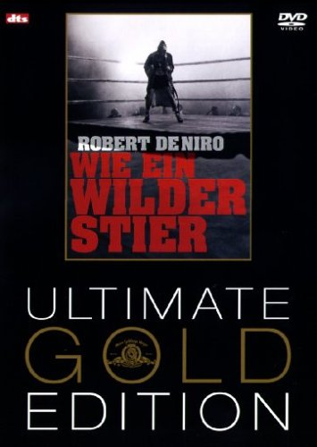 Wie ein wilder Stier - Ultimate Gold Edition (2 DVDs)