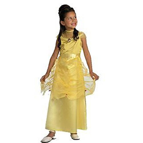 Toddler Disney Belle Halloween Costume (3-4T)