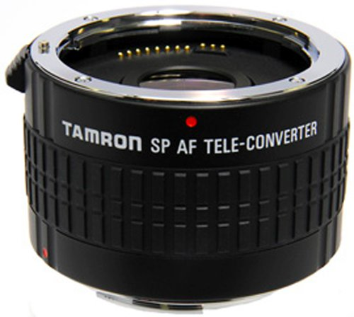 Tamron SP AF 2x Pro Teleconverter for Nikon Mount Lenses Model 300FNSB0000ZKW6M : image