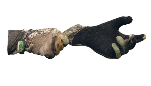 Primos Stretch-Fit Gloves (Mossy Oak New Break-Up)