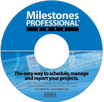 Milestones Professional 2012