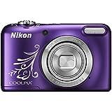 """Nikon Coolpix L31 Appareil photo numérique compact 16,1 Mpix Écran LCD 2,7"""" Zoom optique 5X Violet"""