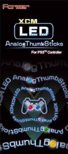 XCM LED Analog thumbsticks for PS3