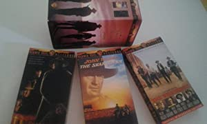 Warner Bros. Westerns: The Wild Bunch, The Searchers, Unforgiven [VHS]