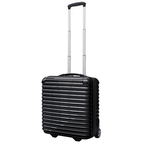 【1年保証付】ビジネス用 機内持ち込み スーツケース 909 ブラック