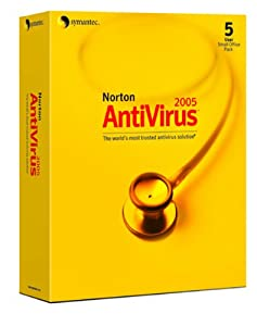 Norton AntiVirus 2005 Office Pack - 5 Users