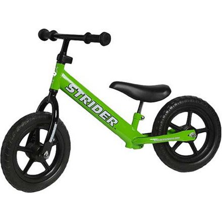 Strider PREBike Balance Bike - Kids' Green, One Size