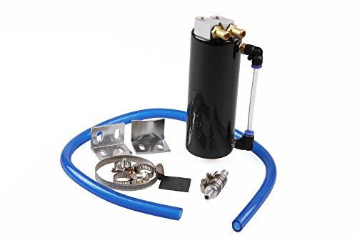 Best Deals Generic Aluminum Racing Engine Oil Catch Tank