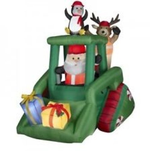 Loving the outdoors santa inflatables christmas wikii